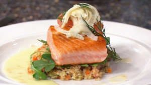Roast-Salmon-with-Florida-Grapefruit-Quinoa-Salad